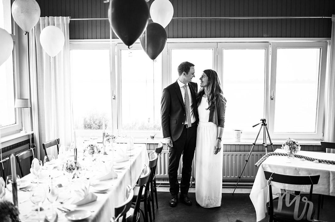 Intime Hochzeit Elbstrand Hamburg Zum Baecker