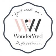 Featured on WonderWed NEW big